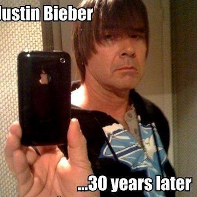 Justin Bieber, 30 years later
