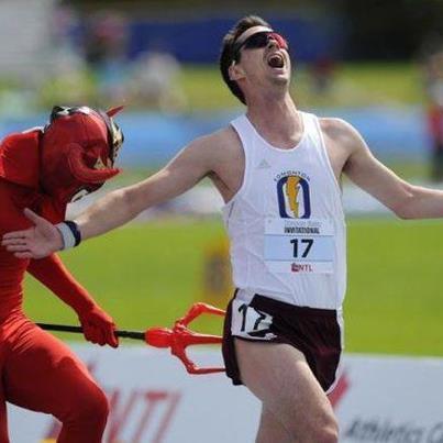 How he won the race